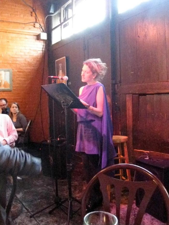 Heather Derr-Smith AWP Denver reading