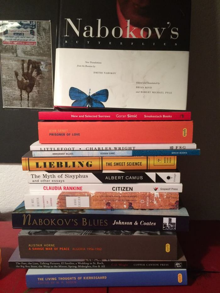 reading list for fourth manuscript
