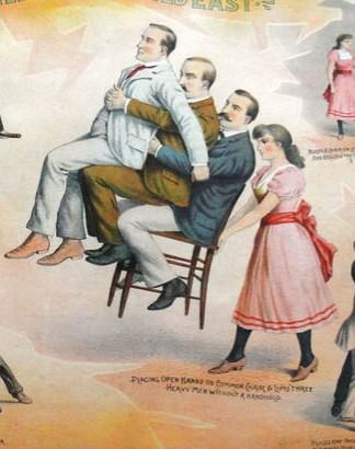 1894_Walter_Main_Circus_Poster__Gaza_